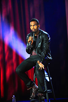 Bill Bellamy(comedian) in October 2011.jpg