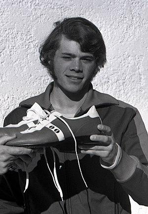 Bill Koch (skier) - Bill Koch at the 1976 Winter Olympics in Innsbruck, Austria
