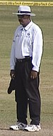 West Indies' Billy Doctrove has officiated the most number of IPL matches, with only one match ahead of Australia's Simon Taufel