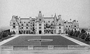 Biltmore House front 1902
