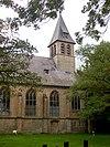 foto van Voormalige Nederlandse Hervormde Kerk. Thans als atelier in gebruik