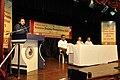 Biplab Chakraborty Addresses - Prize-giving Session - Science Drama Competition - BITM - Kolkata 2015-07-22 0798.JPG