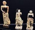 Birmania, figurine in legno dipinto, 01.JPG