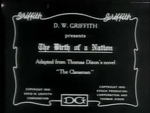 Fail:Birth of a Nation (1915).webm