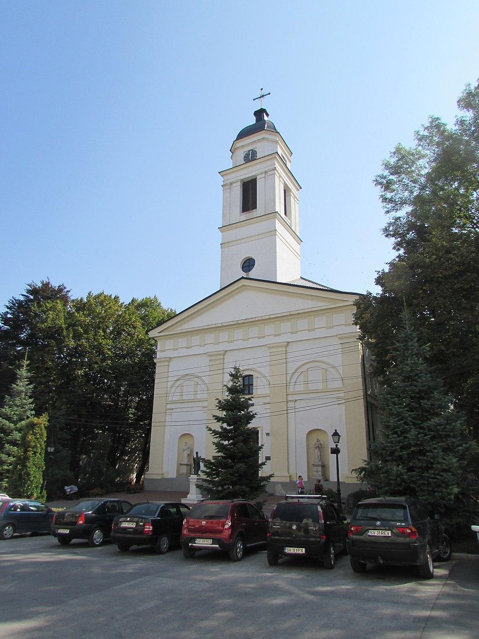 Biserica Sf. Ioan Nepomuk din Suceava44