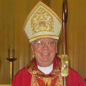 Quiza Xenitana - Bishop Flores of San Diego.