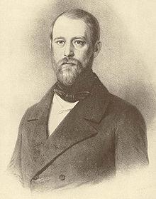 bismarck in 1847 at age 32 - Otto Von Bismarck Lebenslauf