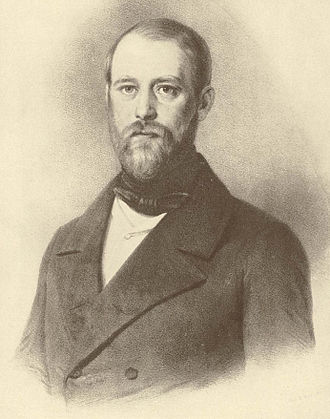 Otto von Bismarck - Bismarck in 1847, at age 32