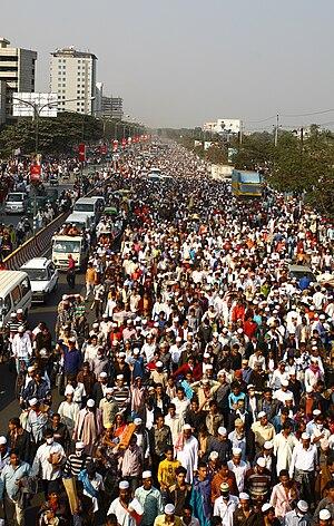 Tablighi Jamaat - Bishwa Ijtema in Bangladesh