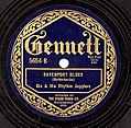 "Bix Beiderbecke - ""Davenport Blues"" - 78 label.jpg"