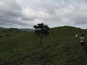 Masbate City - Biyong hills