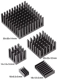 Black anodised aluminium heatsinks 6.5–35 mm width with dimensions.jpg