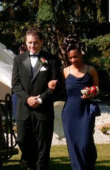 Long Black Bridesmaid Dresses Red Shoes