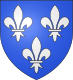 Coat of arms of Vabres-l'Abbaye