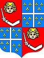 Blason du Chapitre des Chanoines et Comtes de la ville de Brioude.jpg