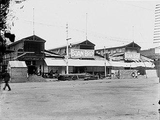 Boans - Boans Limited, Wellington Street, Perth, ca. 1900-1910.