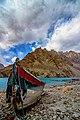 Boat at attabad lake.jpg