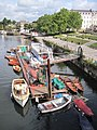 Boats for hire at Richmond - geograph.org.uk - 1658389.jpg