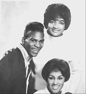 Bob B. Soxx & the Blue Jeans - The group in 1962