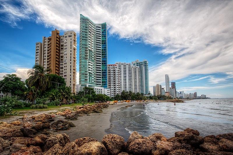 Locais turísticos de Cartagena