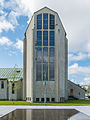 Bodø Cathedral, Northeast view 20150608 1.jpg