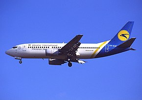 Boeing 737-35B, Ukraine International Airlines - UIA AN0195726.jpg