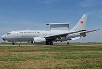 Boeing 737-7ES Peace Eagle, Turkey - Air Force JP7137312.jpg