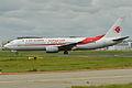 Boeing 737-800 Air Algérie (DAH) 7T-VJO - MSN 30207 868 (9878410066).jpg