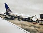 Boeing 787 of United in George Bush Intercontinental Airport.jpg