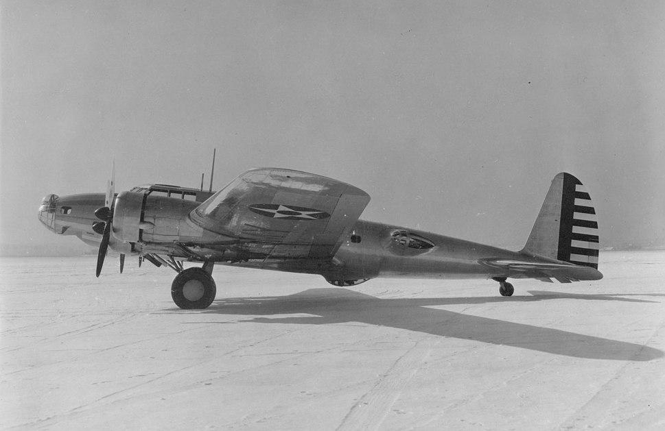Boeing Y1B-17A