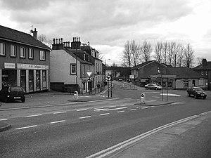 Bonnybridge - Bonnybridge town centre