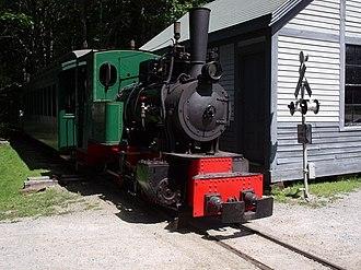 Boothbay, Maine - Boothbay Railway Village