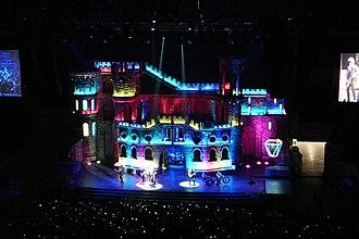 Haus of Gaga - Kingdom of Fame castle