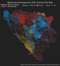 Bosnia dot map 100 people per dot.png