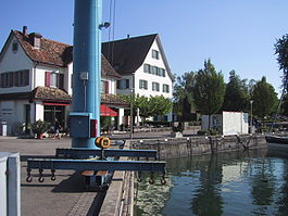 Bottighofen - Bottighofen harbor