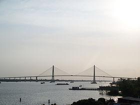 Le pont Rạch Miễu