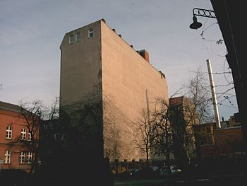 Brandmauer PUMPE