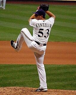 Brandon Kintzler American baseball player
