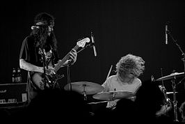 Brant Bjork and The Bros live in Leuven (2006)