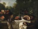 Breakfast Piece with Ham (François Desportes) - Nationalmuseum - 17802.tif