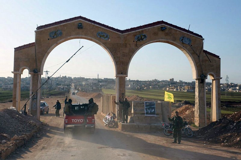 Breaking siege of Nubl and Al-Zahraa (1)