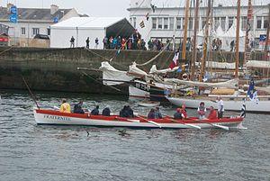 Brest 2012 - Yole PL Lambezellec.jpg