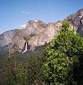 Bridalveil Fall seen from Tunnel View in Yosemite NP.JPG