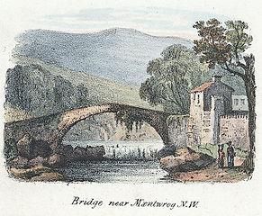 Bridge near Maentwrog, N. W