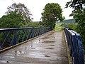 Bridge to Easter Bleaton - geograph.org.uk - 227205.jpg