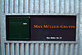 Briefkasten der Max Müller-Gruppe Max-Müller-Straße 22 Hannover.jpg