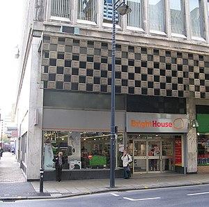 BrightHouse (retailer) - A branch in Bradford.