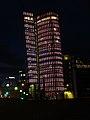 Brightly lit building (13483034724).jpg