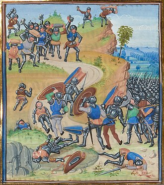 Battle of Brignais - Battle of Brignais