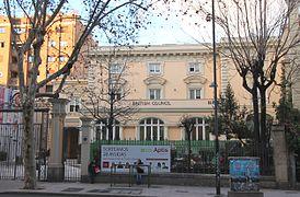 Paseo Del General Martinez Campos Wikipedia La Enciclopedia Libre